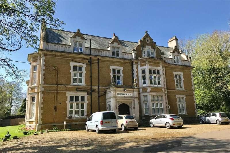 2 Bedrooms Apartment Flat for sale in Burton Hall, Hall Drive, Burton Lazars