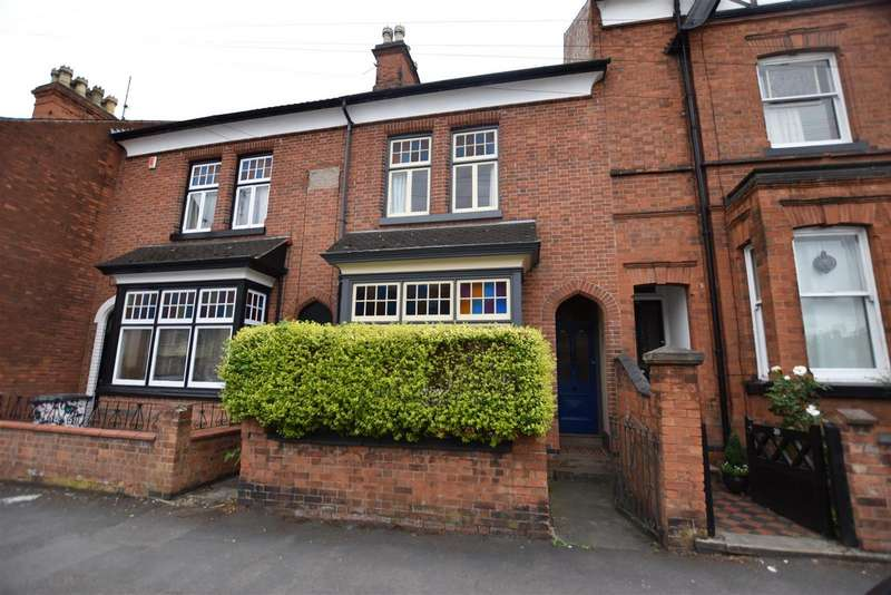 4 Bedrooms Terraced House for sale in Toothill Road, Loughborough