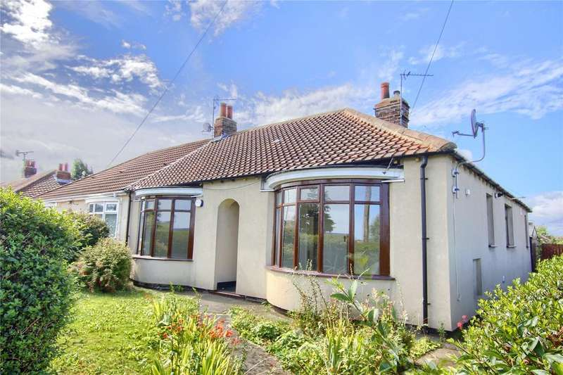 3 Bedrooms Semi Detached Bungalow for sale in Cargo Fleet Lane, Ormesby