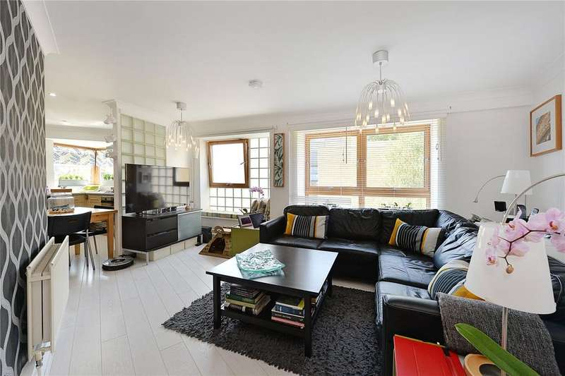 2 Bedrooms Flat for sale in Commercial Road, London