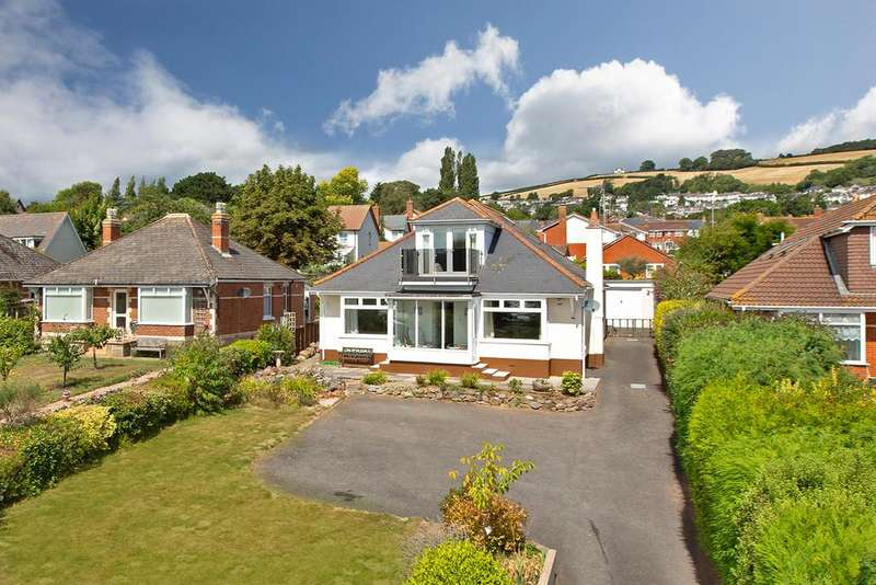 5 Bedrooms Detached Bungalow for sale in Bishopsteignton, Teignmouth