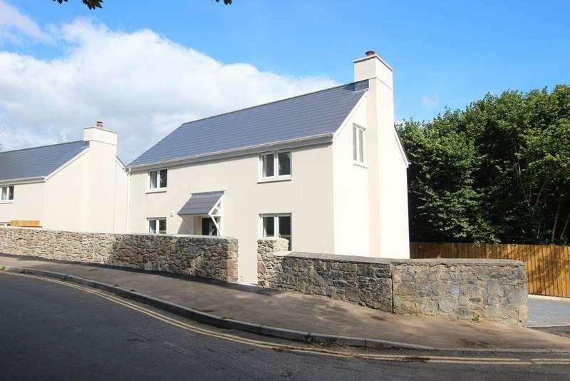 3 Bedrooms Detached House for sale in Buckfastleigh