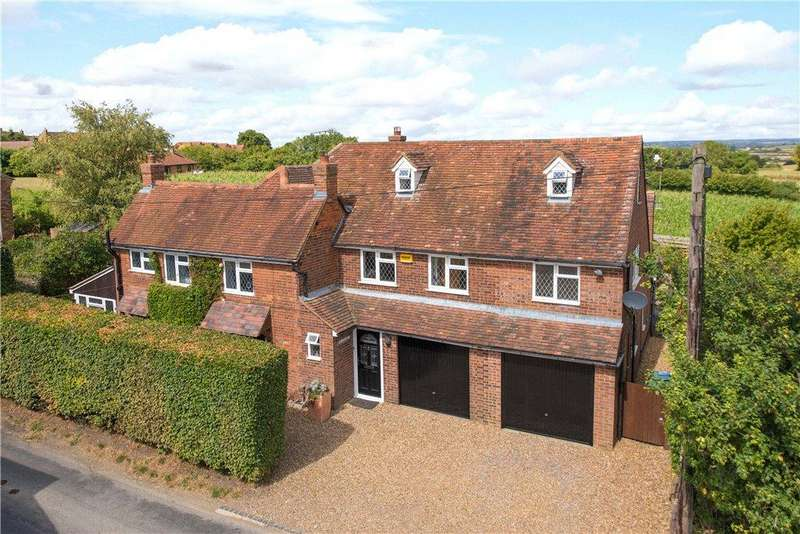 4 Bedrooms Detached House for sale in Meadway, Oving, Aylesbury, Buckinghamshire