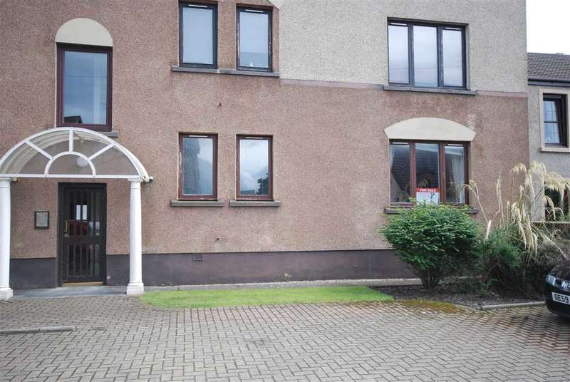 2 Bedrooms Flat for sale in Caledonia Road, Ardrossan