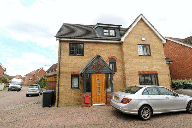 5 Bedrooms Detached House for sale in Davenport, Harlow