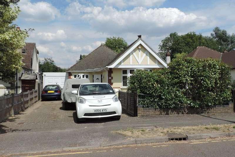 3 Bedrooms Detached Bungalow for sale in Elmroyd Avenue, Potters Bar EN6