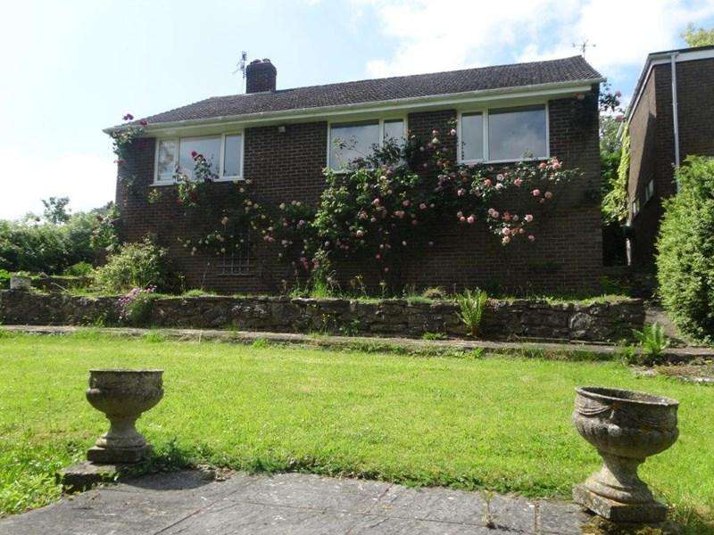3 Bedrooms Detached Bungalow for sale in Upper Stowfield Road, Lydbrook