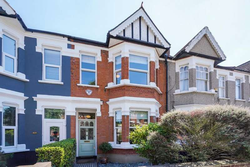 3 Bedrooms Terraced House for sale in Adelaide Road, Ealing, W13