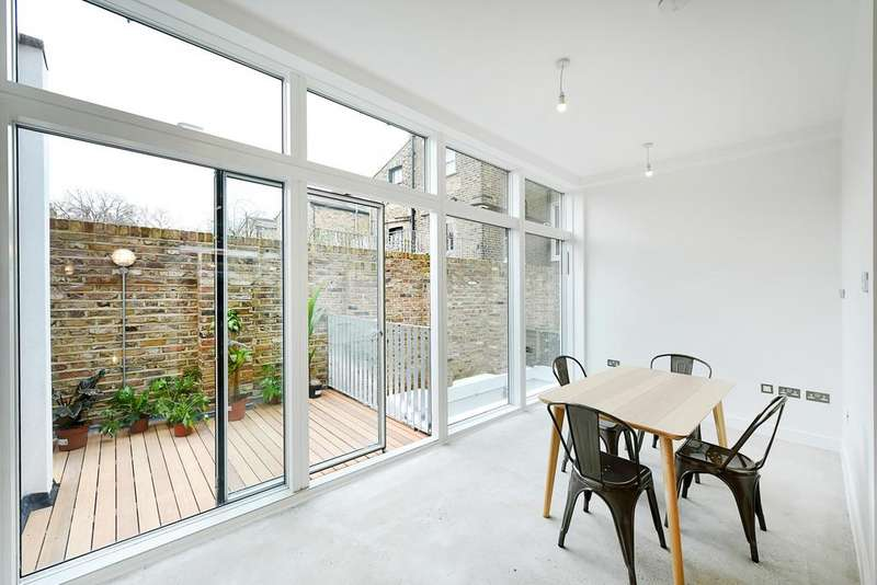 3 Bedrooms House for sale in Banbury Road, London