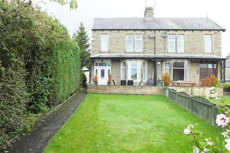 5 Bedrooms Semi Detached House for sale in Richmond Road, Barnoldswick, Lancashire, BB18