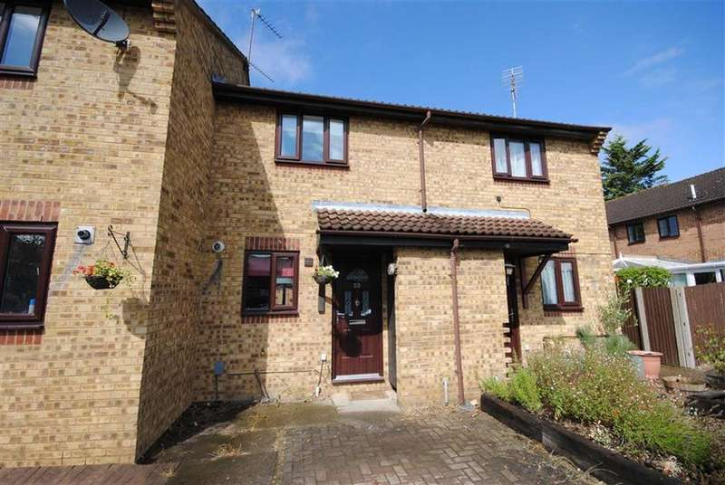 2 Bedrooms Terraced House for sale in Millstream Way, Leighton Buzzard