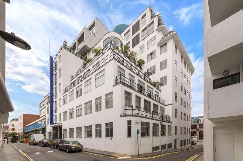 2 Bedrooms House for sale in Ziggurat Building, 60-66 Saffron Hill, London, EC1N