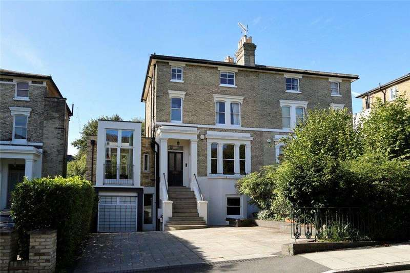 5 Bedrooms Semi Detached House for sale in Denmark Avenue, Wimbledon, SW19