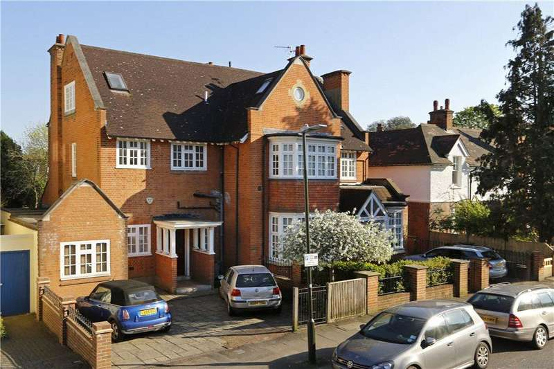 4 Bedrooms Semi Detached House for sale in Belvedere Grove, Wimbledon, SW19