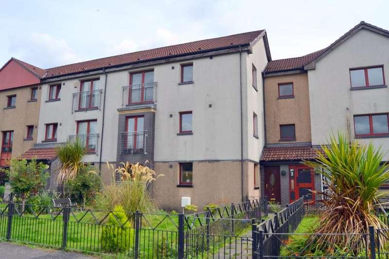 2 Bedrooms Flat for sale in Balcurvie Road, Easterhouse, Glasgow G34