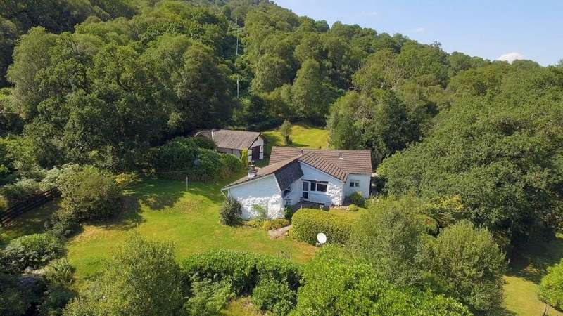 3 Bedrooms Cottage House for sale in Stucan-t-Iobart, Tarbet, Arrochar, G83 7DL