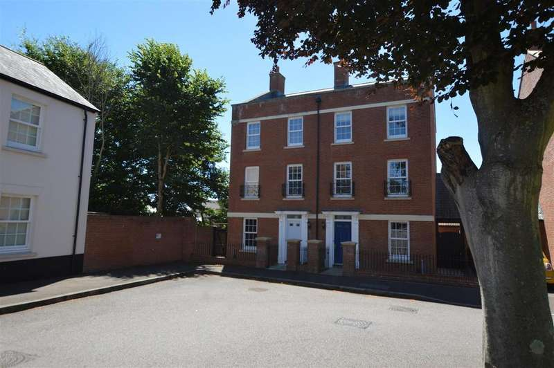 3 Bedrooms Semi Detached House for sale in St Leonards, Exeter
