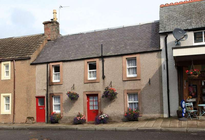 3 Bedrooms Terraced House for sale in 20 Drummond Street, Muthill, PH5 2AN