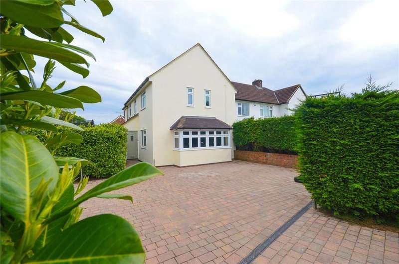4 Bedrooms Semi Detached House for sale in Brewery Lane, Stansted, Essex, CM24