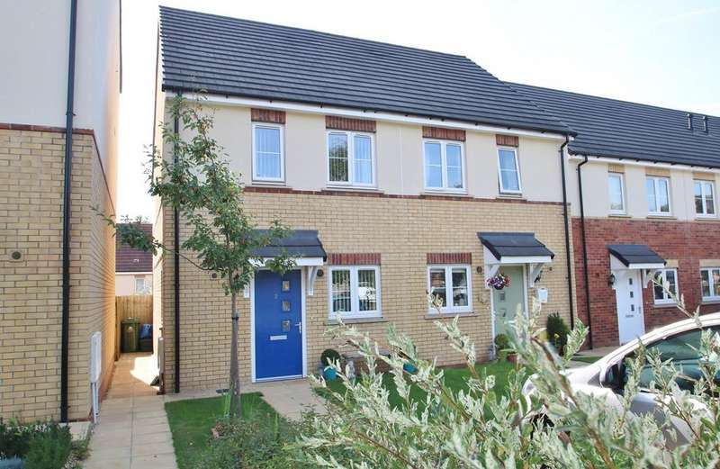 2 Bedrooms Semi Detached House for sale in Overstreet Green, Lydney, GL15
