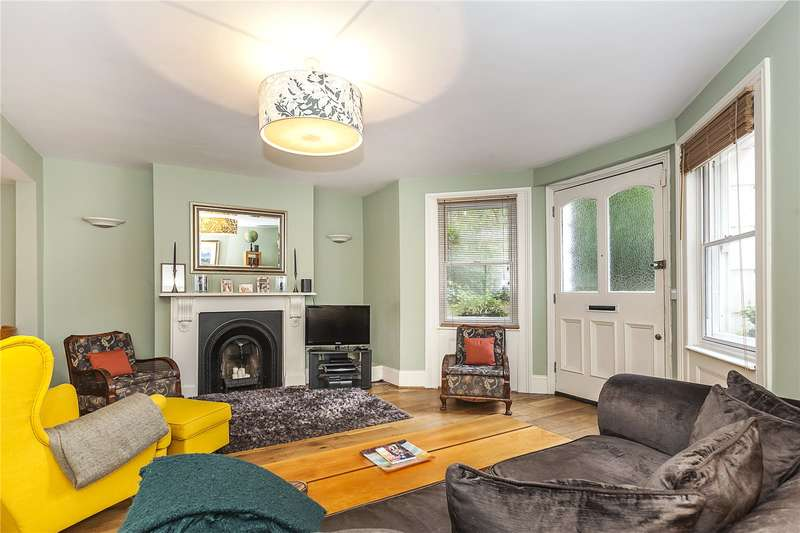 3 Bedrooms Apartment Flat for sale in Wickham Road, London, SE4