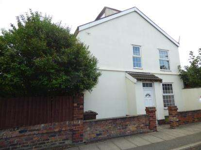 2 Bedrooms End Of Terrace House for sale in Sandown Road, Seaforth, Liverpool, Merseyside, L21