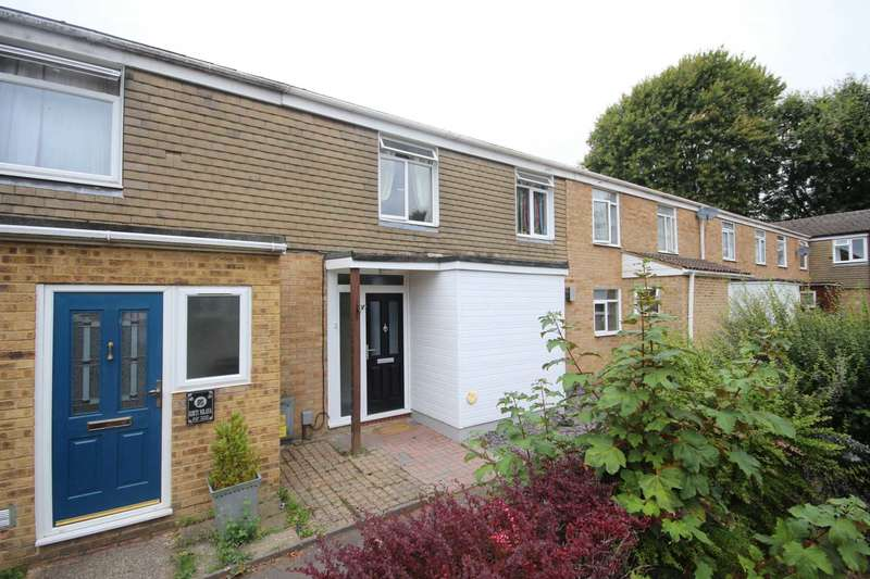3 Bedrooms Terraced House for sale in Highfield, Bracknell