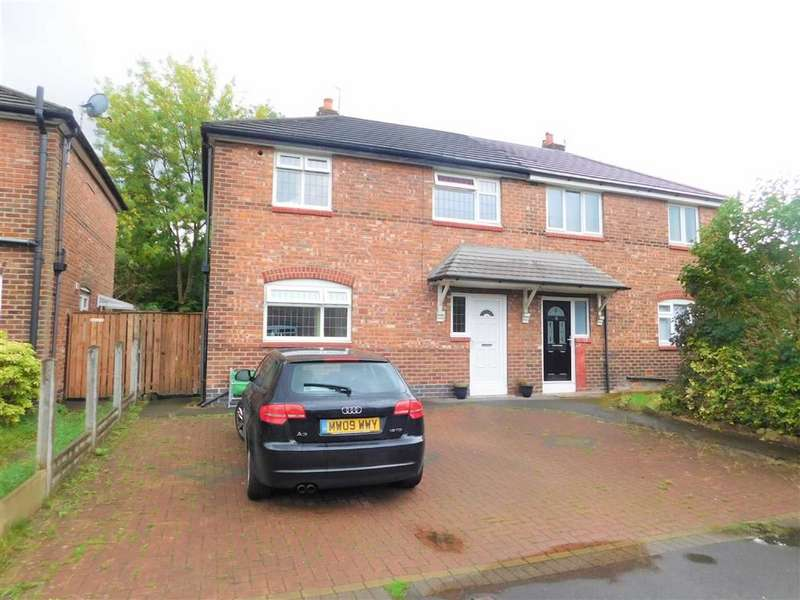 3 Bedrooms Semi Detached House for sale in Melbury Avenue, Manchester