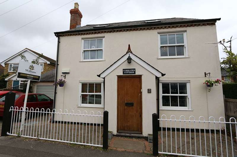 6 Bedrooms Detached House for sale in 2 Baker Street, Waddesdon, Aylesbury, Buckinghamshire, HP18 0LG