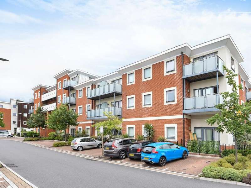 2 Bedrooms Apartment Flat for sale in Heron House, Rushley Way, Reading, RG2