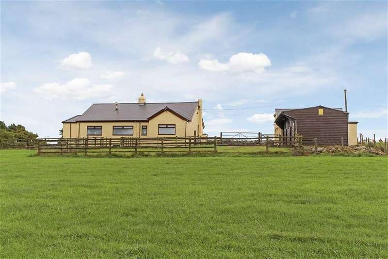 2 Bedrooms Equestrian Facility Character Property for sale in Hamsterley, Bishop Auckland, County Durham