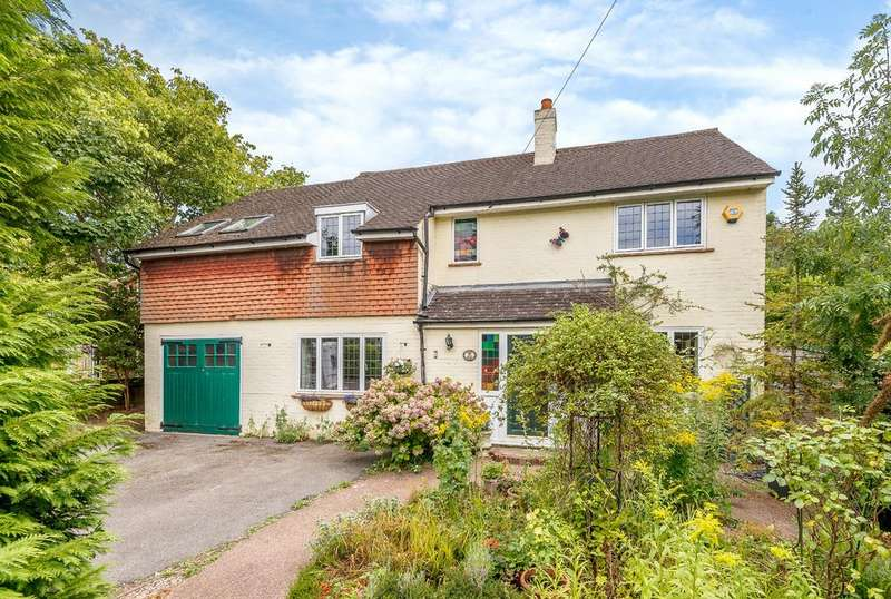 4 Bedrooms Detached House for sale in Rutland Road, Maidenhead