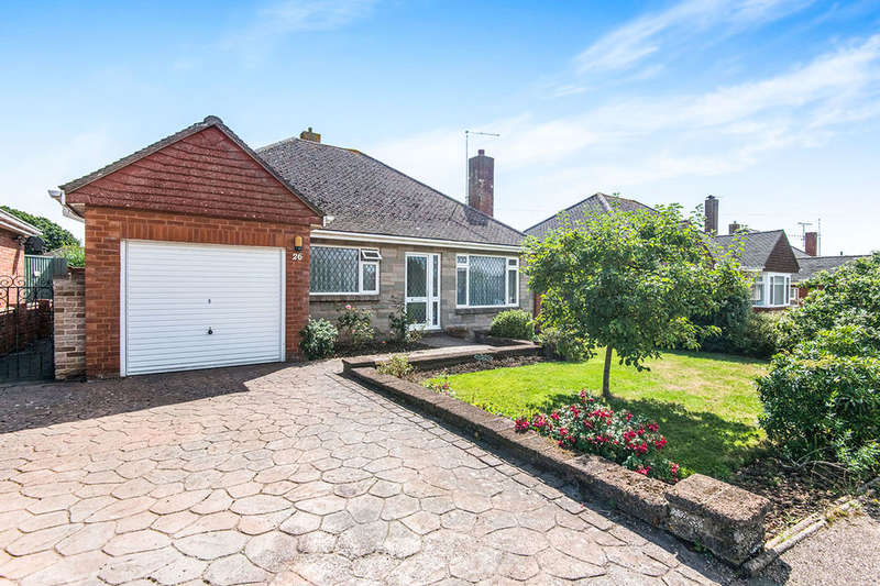 2 Bedrooms Detached Bungalow for sale in Withycombe Park Drive, Exmouth, EX8