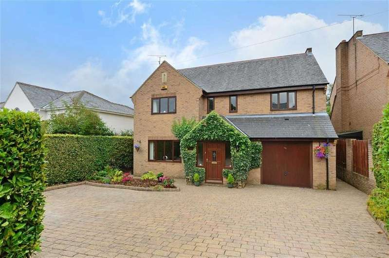 6 Bedrooms Detached House for sale in Blacka Moor Road, Dore, Sheffield, S17