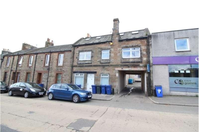 2 Bedrooms Maisonette Flat for sale in 19, Clerk Street, Loanhead, City Of Edinburgh