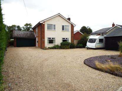 4 Bedrooms Detached House for sale in Ridgewell, Halstead
