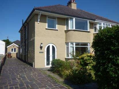 House for sale in Belmont Road, Bangor, Gwynedd, LL57