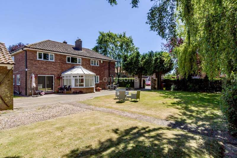 4 Bedrooms Detached House for sale in Westfield Road, Swaffham