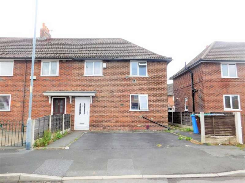 4 Bedrooms Semi Detached House for sale in Norwell Road, Manchester