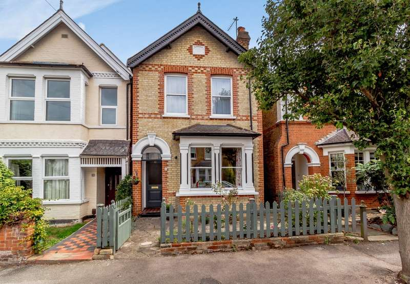 4 Bedrooms Detached House for sale in Kingston Upon Thames