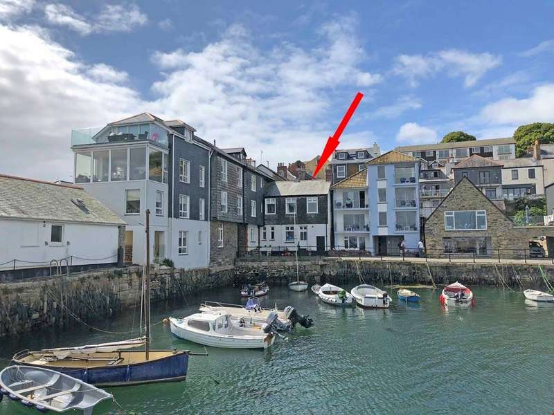 1 Bedroom Terraced House for sale in Falmouth harbourfront, Cornwall, TR11
