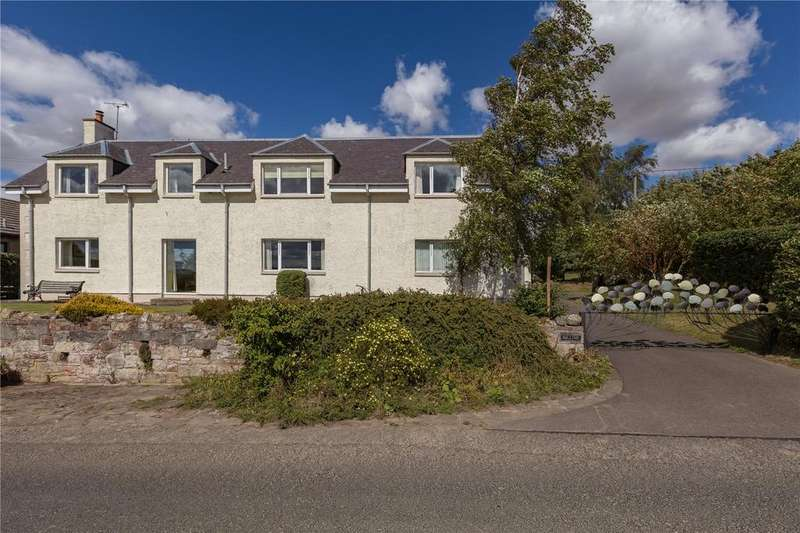 5 Bedrooms Detached House for sale in Hillend (House and Plot), Ednam, Kelso, Scottish Borders
