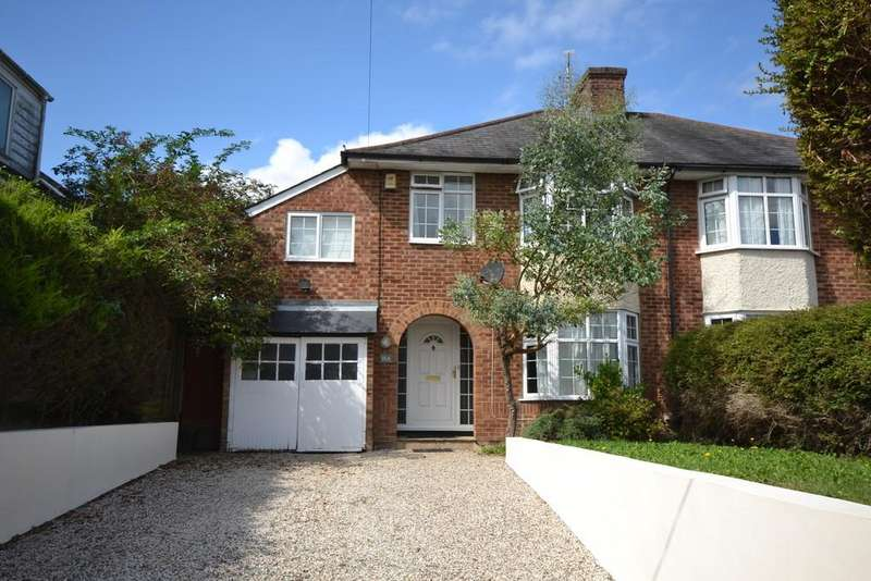 4 Bedrooms Semi Detached House for sale in Pleasant Valley, Saffron Walden