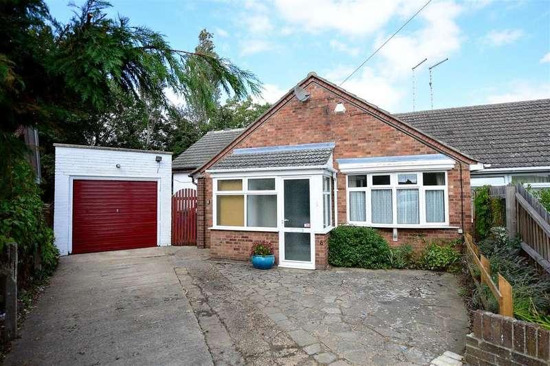 4 Bedrooms Semi Detached Bungalow for sale in Salisbury Road, Werrington, Peterborough