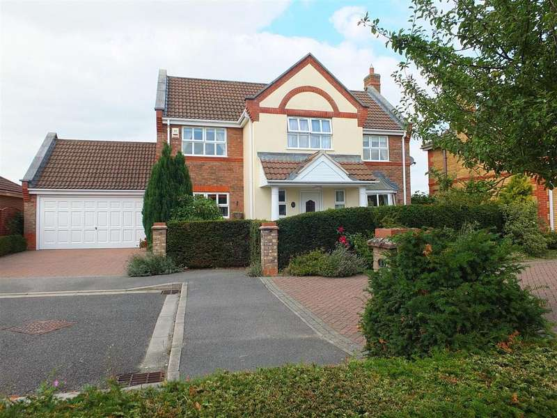 5 Bedrooms Detached House for sale in Mulberry Walk, Heckington, Sleaford