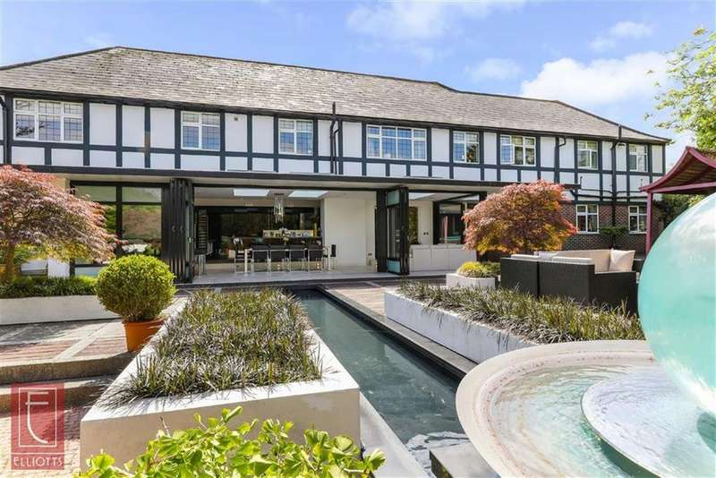 6 Bedrooms Detached House for sale in Dyke Road Avenue, Brighton, East Sussex