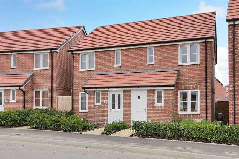 2 Bedrooms Semi Detached House for sale in Pierce Road, Tidworth
