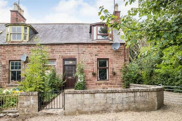 2 Bedrooms Cottage House for sale in Station Road, Turriff, Aberdeenshire