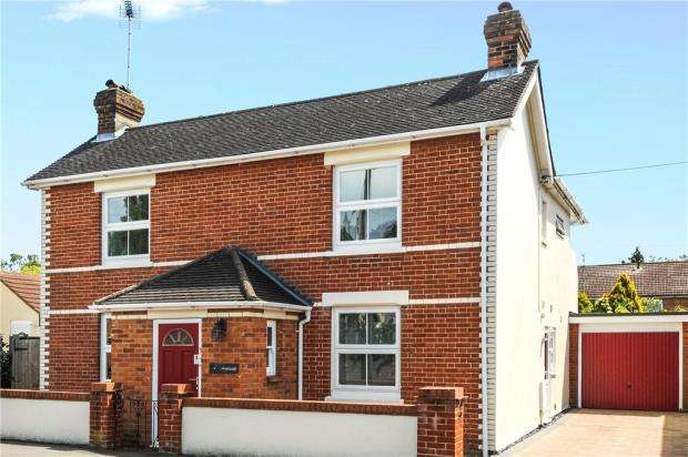 5 Bedrooms Detached House for sale in Owlsmoor Road, Sandhurst, Berkshire