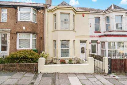 3 Bedrooms Terraced House for sale in Weston Mill, Plymouth, Devon